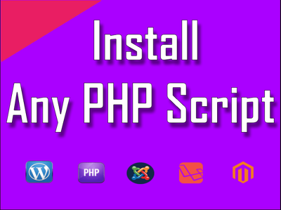 Install any script to your server