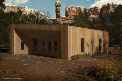 Render Exterior 3D Architectural Visualization