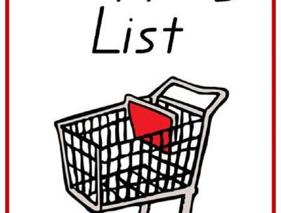 Do 500 Amazon Shopping list