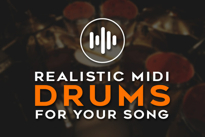Make or remake Rock / Metal midi drums in 24 hrs