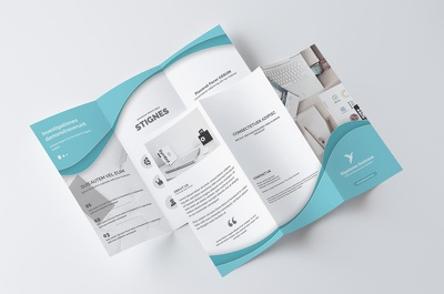 Design Corporate a Brochure or Flyer - Unlimited Revision