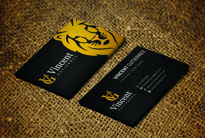 Design corporate double sided Business card or Post card