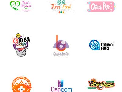 Original Illustrative Logo + Unlimited Revitions + Files