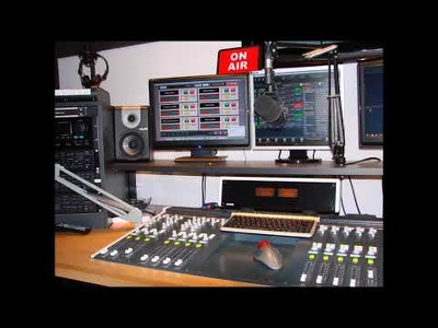 Create an in-house radio production for use in the workplace etc