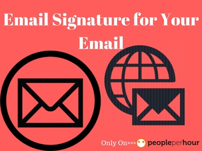Create Email Signature For Your Email