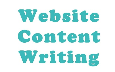 Write Persuasive Website Content (1000 words)