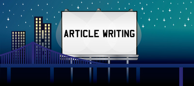 Write Perfect Article,Research and Summary ,Blog Post