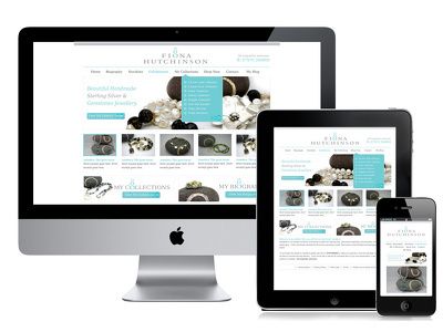 create a Clean And Modern WORDPRESS WEBSITE
