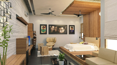 Render Architectural Interiors & Exteriors for you