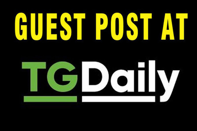 Publish dofollow guest post at tgdaily DA 77 - TGDaily.com