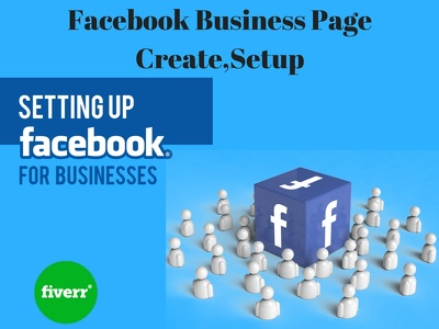 Facebook Business Page create, setup & Customize