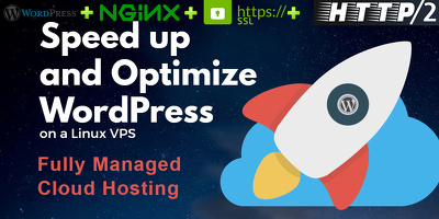 Supercharge your WordPress site, http2 + ssl + Nginx + PHP 7.1