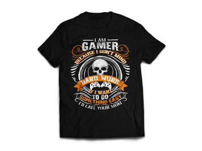 Design Trendy And Eye Catching T Shirt