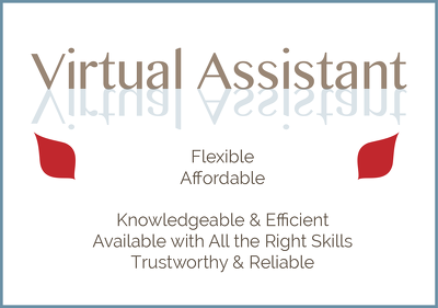 Be your Anytime Personal Virtual Assisant for 2 hours