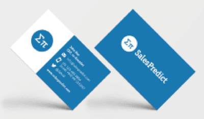 Creatrd attractive bussiness card design
