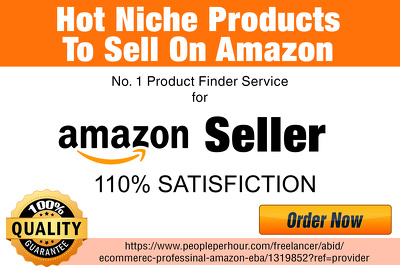 Find five Hot Niche Products To Sell On Amazon FBA For Profit