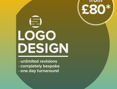 Design you a bespoke logo