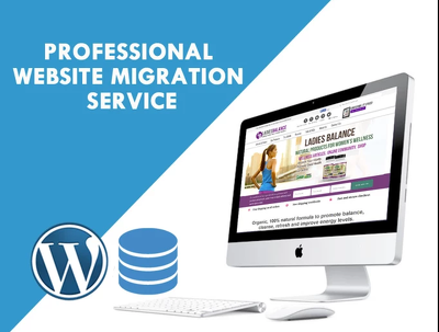 Migrate Your Website From Your Old Server To The New One