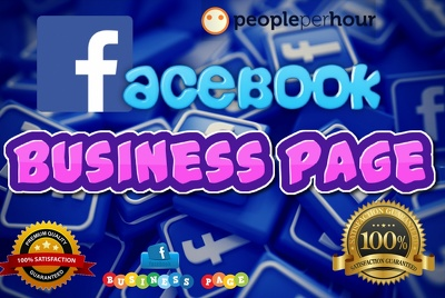 Create and manage awesome  Facebook business page