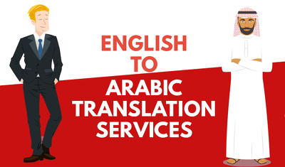 Translate 500 words of any text English to Arabic & Vice Versa