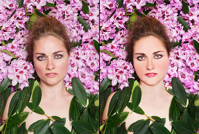 Professional photoshop editing for 2 Photos