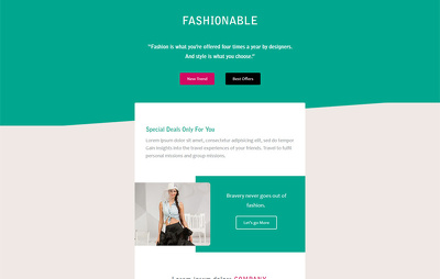 Design Email Template and Bulk Email Marketing