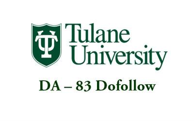 Write and post on college university journals DA 80+ dofollow