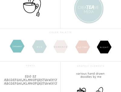 Make a logo design + alternative logo design (for PDFs etc.)