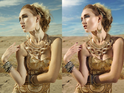 High-End Photo Retouching your images - 2 Photo