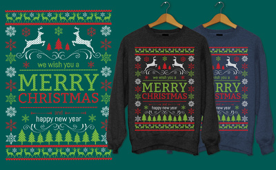 I Will Do Christmas Ugly Sweater And T Shirt