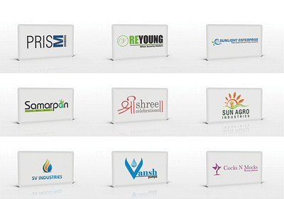 Design 3-5 innovative logo in 5hrs with free source file