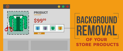 Remove background from 20 product images of your store quickly
