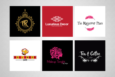 Deisgn striking logo for your new business or product.