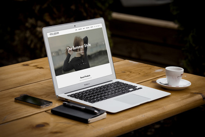 Design & develop premium eCommerce online store in Wordpress