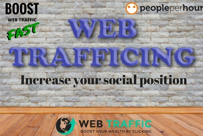 Generate unlimited and authentic, country based organic traffic