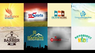 Professional Logo Design+Favicon+Source Files+Unlimited Revision