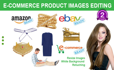 Do Product Photo Editing Service For Amazon, Ebay, Ecommerce