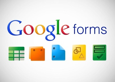 Create a new Google form for data analysis and other business..
