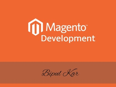 Build You A Magento Store  And Do 1 Month Maintenance