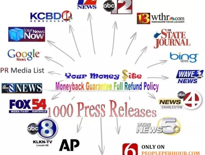 Do Fast Press Release Distribution to over 500 News Sites