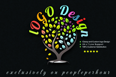 Design a Killer and Awesome logo for your brand