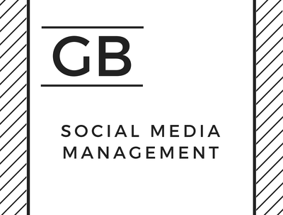 Manage and promote 3 social media accounts for 1 month