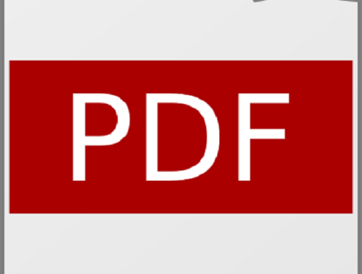 1 pdf file in to corporate style