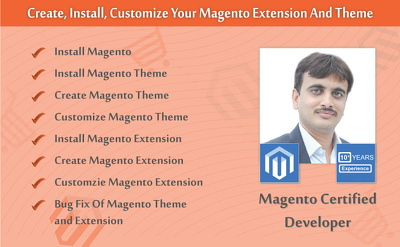Bug Fix, Develop, Customize, Maintain Magento 2 Store