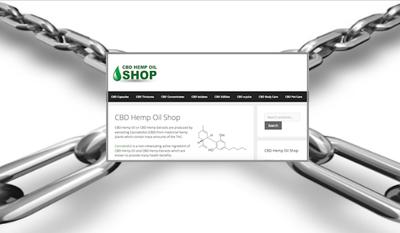 Publish a SEO Backlink on CBD Hemp Oil Shop for 3 Months
