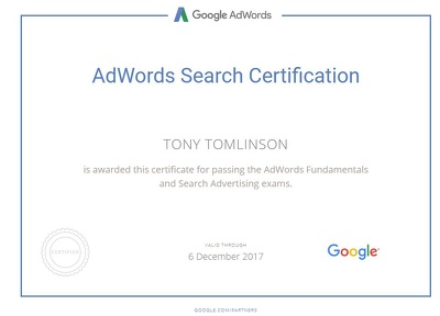 Build an effective AdWords campaign and apply a free voucher