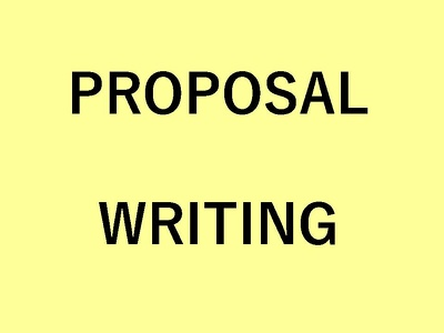 Write Your Business Proposal (up to 600 Words)