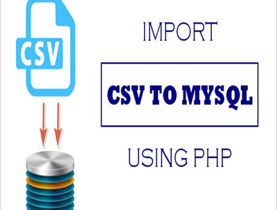 Import Csv Data Into Mysql Database