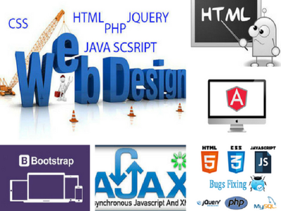 Design and Develop Website using PHP