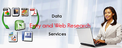 Do all type of Data Entry & Web Research Work for 2 hours
